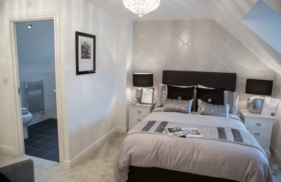 Show Home Master Bedroom