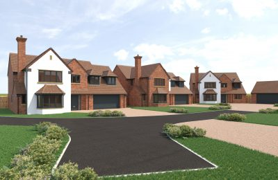 The Coppice Street View Plots 1, 2 & 3