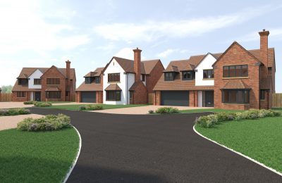 The Coppice Street View Plots 4, 5 & 6
