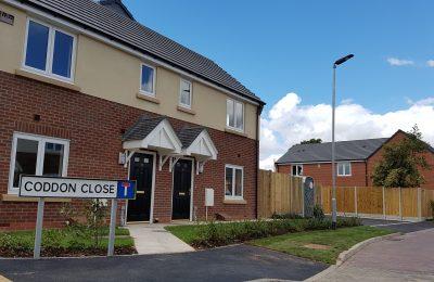 Coddon Close - Donnington, Telford