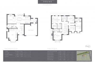 The Coppice - Plot 1 - Maple House - Floor Plans
