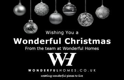 Wishing you a Wonderful Christmas